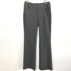 Express Design Studio Dress Pants 0L Long Gray